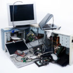 A Picture Of Computer Parts Recycling Services In Ashland, MA - B-P Trucking Inc
