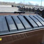 8 and 10 yard dock load option